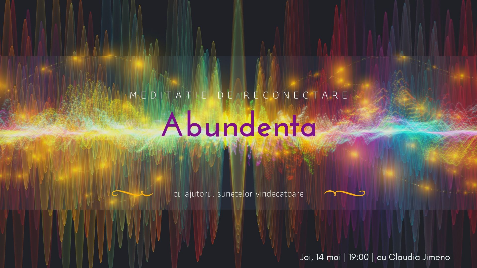 Meditatie cu sunete vindecatoare | abundenta