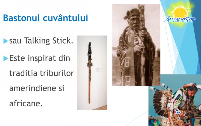 bastonul cuvantului origine