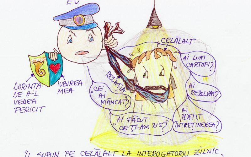 Comunicare sau interogatoriu