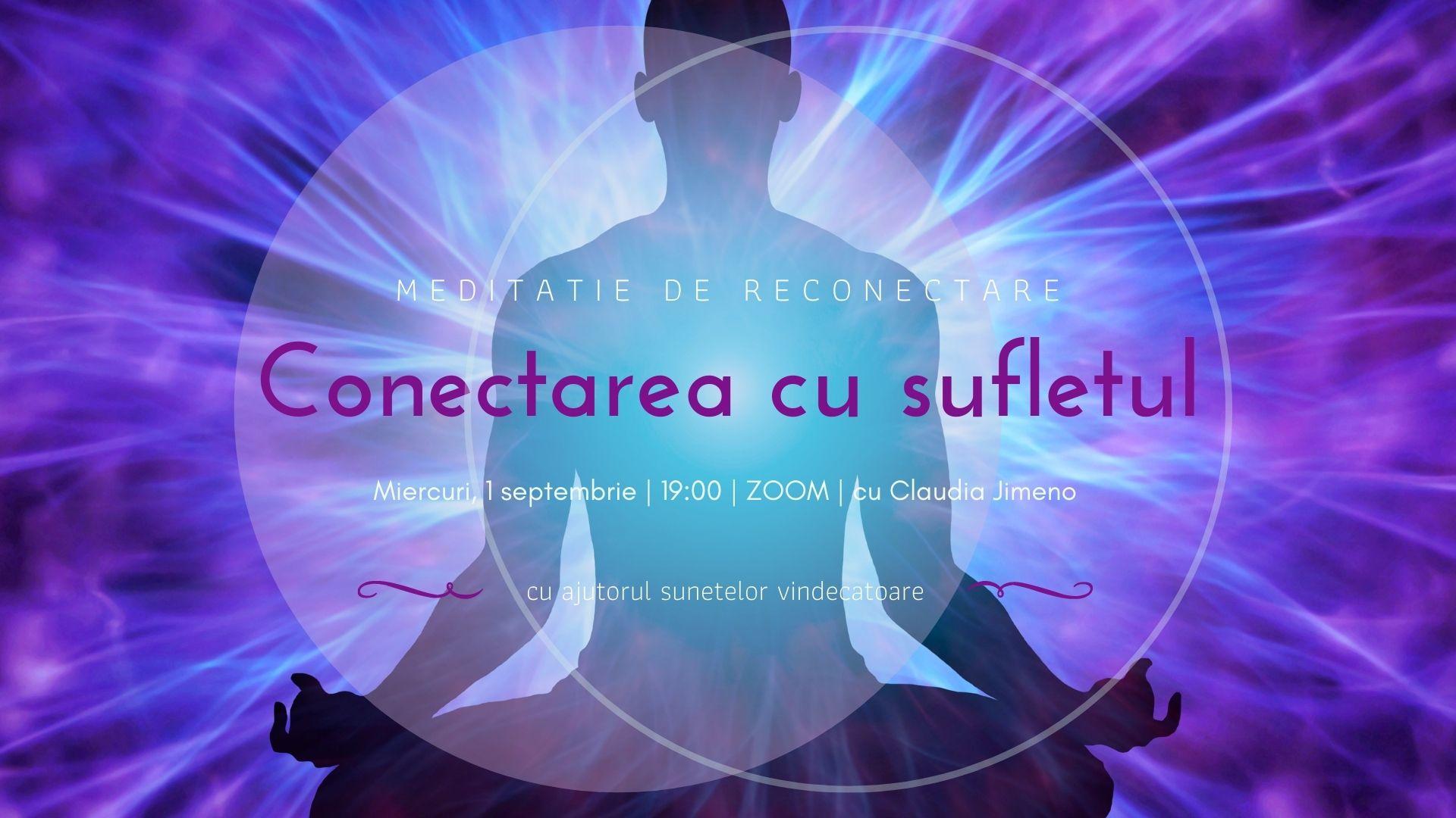Meditatie cu sunete conectarea cu sufletul, crestere spirituala