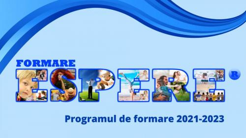 Inscriere pana in noiembrie 2021!